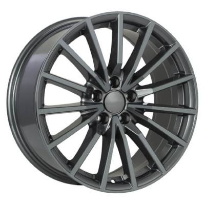 Art Replica Wheels Replica 128 Gun Metal wheel (17X7.5, 5x112, 66.5, 35 offset)