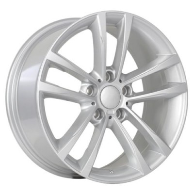 Art Replica Wheels Replica 132 Silver wheel (17X8, 5x120, 72.6, 35 offset)