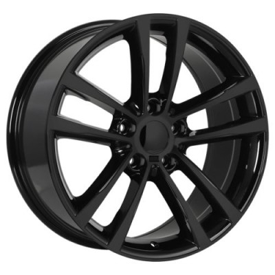 Art Replica Wheels Replica 132 Gloss Black wheel (17X8, 5x120, 72.6, 35 offset)