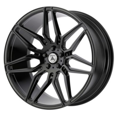 Asanti Black ABL-11 Gloss Black wheel (20X10.5, 5x114.3, 72.6, 36.08 offset)