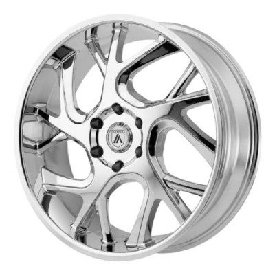 Asanti Black ABL-16 Chrome wheel (20X8.5, 6x139.7, 100.50, 30 offset)