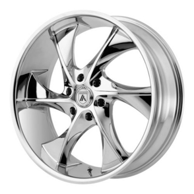 Asanti Black ABL-17 Chrome Plated wheel (20X8.5, 6x139.7, 100.5, 39.3 offset)