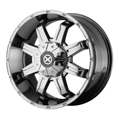 ATX Series AX192 BLADE Chrome wheel (18X8.5, 6x115/120, 72.60, 18 offset)