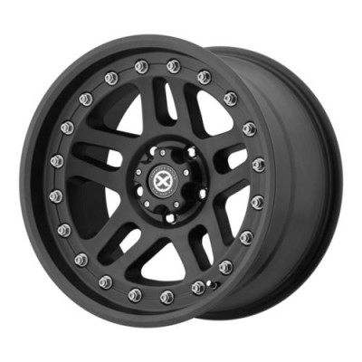 ATX Series AX195 CORNICE Black wheel (17X9, 5x114.3, 72.60, -12 offset)