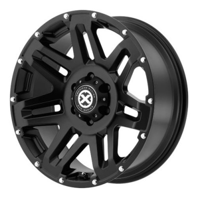 ATX Series AX200 YUKON Matte Black wheel (17X9, 6x120, 66.90, 18 offset)