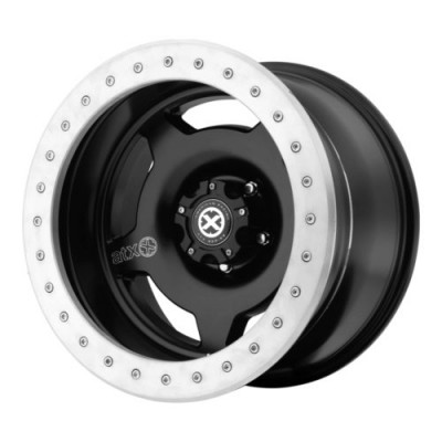 ATX Series AX756 SLAB Satin Black wheel (17X9, , 72.60, -38 offset)