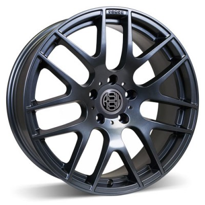RSSW Diamond Anthracite / Anthracite, 17X8, 5x120 ,(déport/offset 35 ) 73