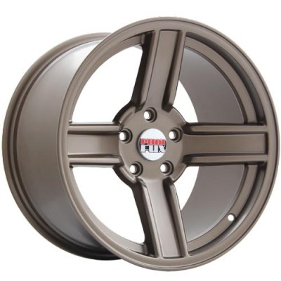 Phatfux Wheels DTF Matte Bronze wheel (15X8, 4x100, 73.1, 0 offset)