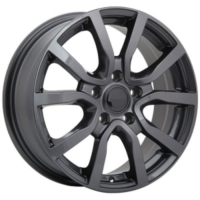 Art Replica Wheels Replica 27 Gun Metal wheel (16X7, 5x112, 57.1, 45 offset)