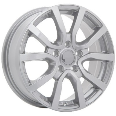 Art Replica Wheels Replica 27 Silver wheel (17X7, 5x112, 57.1, 43 offset)