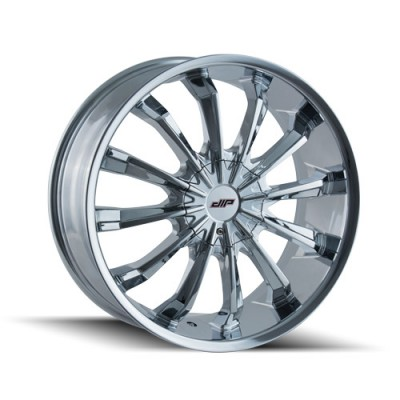 DIP FUSION D40 Chrome wheel (22X9.5, 5x114.3/120, 74.1, 35 offset)