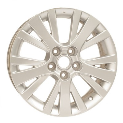 PMC OEM Replica Silver / Argent, 17X7, 5x114.3 ,(déport/offset 42 ) 67.1 Mazda