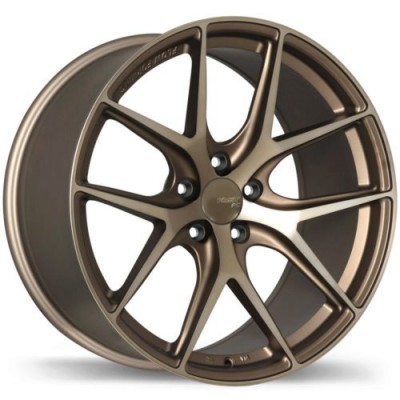 Fast Wheels FC04 Matte Bronze wheel | 18X8, 5x120, 72.6, 40 offset