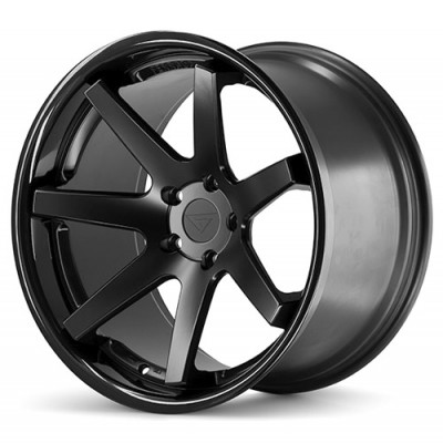 Ferrada Wheels FR1 Matte Black wheel (20X10.5, 5x112, 66.56, 20 offset)
