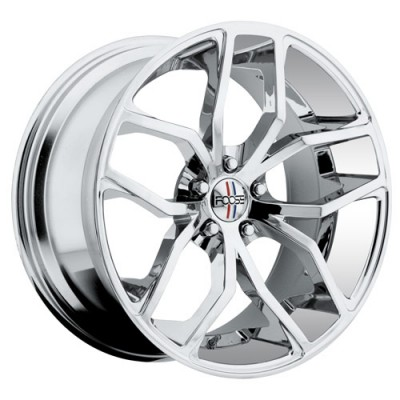 FOOSE OUTCAST F148 Chrome wheel (18X8, 5x120, 72.6, 40 offset)