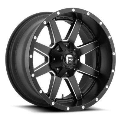 FUEL Maverick D538 Machine Black wheel (15X7, 4x110, 79.4, 13 offset)