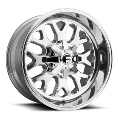 FUEL Titan D586 Polished wheel (20X10, 8x170, 125.1, -18 offset)