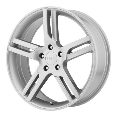 Helo Wheels HE885 Silver wheel (20X8.5, 5x112, 72.6, 38 offset)