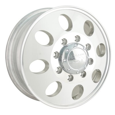 Alloy Ion 167 Polished wheel (16X6, 8x170, 130.18, 102 offset)