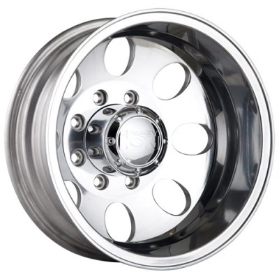 Alloy Ion 167 Polished wheel (16X6, 8x170, 130.18, -125 offset)