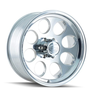 Alloy Ion 171 Polished wheel (20X9, 8x170, 130.8, 0 offset)