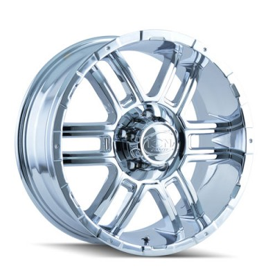 Alloy Ion 179 Chrome wheel (20X9, 6x135, 87, 30 offset)
