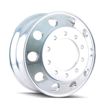 Ionbilt IB01 Machine Silver wheel (22.5X8.25, 10x285.75, 220.1, 169 offset)