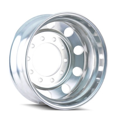 Ionbilt IB01 arriere Polished wheel (22.5X8.25, 10x285.75, 220.1, 169 offset)