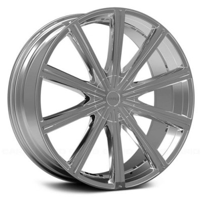 KRONIK EPIQ Chrome wheel (22X8.5, 5x108/114.3, 73.1, 40 offset)