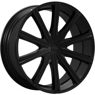 KRONIK EPIQ Black wheel (22X8.5, 5x108/114.3, 73.1, 40 offset)