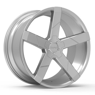 KRONIK GHOST Machine Silver wheel (20X10, 5x114.3, 73.1, 40 offset)