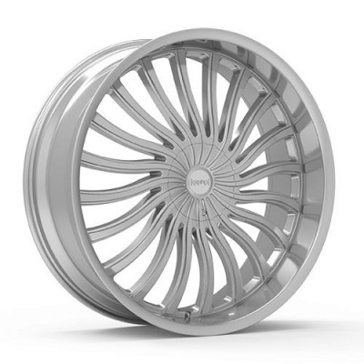 KRONIK PSYKOSIS Chrome wheel (22X8.5, 5x114.3/120, 73.1, 40 offset)