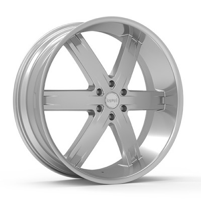 KRONIK ZERO Chrome wheel (24X9.5, 6x139.7, 100.3, 25 offset)