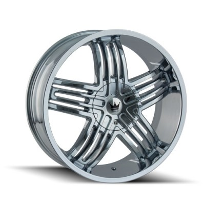 Mazzi ENTICE 368 Chrome wheel (22X9.5, 5x114.3/120, 74.1, 35 offset)
