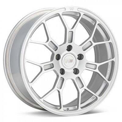 Motegi MR130 TECHNO MESH Silver wheel (20X10.5, 5x114.3, 67.20, 52 offset)