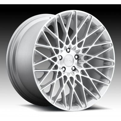 NICHE Citrine M161 Machine Silver wheel (18X8, 5x108, 63.5, 40 offset)
