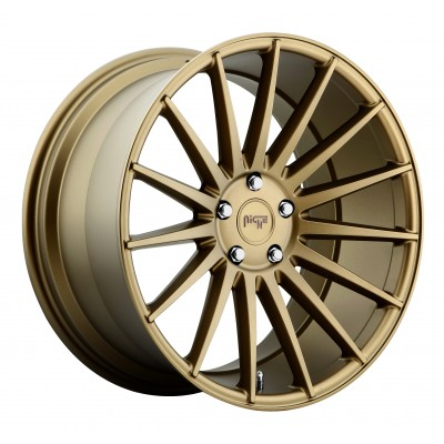 NICHE Form M158 Bronze wheel (19X8.5, 5x120, 72.6, 35 offset)