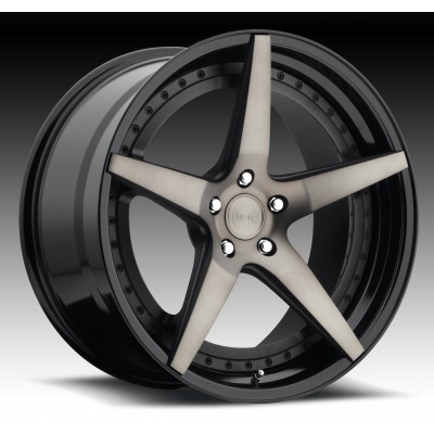 NICHE Le Mans M322 Machine Black wheel (20X10, 5x120, 72.6, 40 offset)