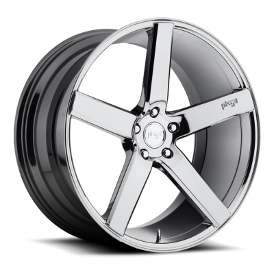 NICHE Milan M132 Chrome wheel (19X8.5, 5x120, 72.6, 35 offset)