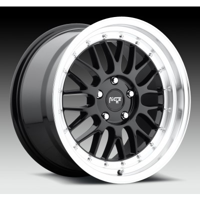 NICHE Projekt M093 Machine Black wheel (18X8.5, 5x120, 74.1, 15 offset)