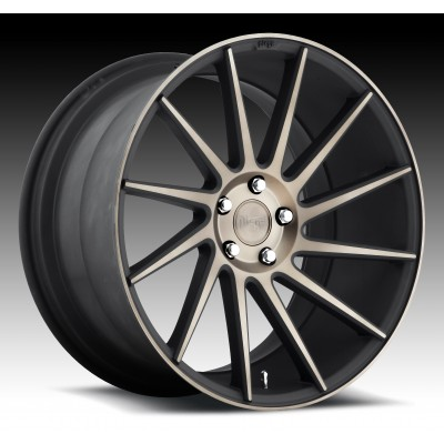 NICHE Surge M114 Machine Black wheel (19X10, 5x112, 66.5, 40 offset)