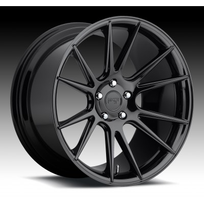NICHE Vicenza M154 Black wheel (20X10, 5x120, 72.6, 40 offset)