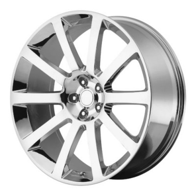 OE Creations PR146 Chrome wheel (20X9, 5x115, 71.50, 26 offset)