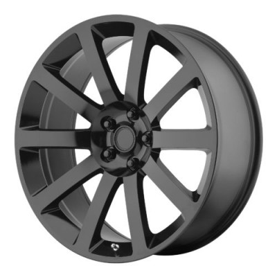 OE Creations PR146 Gloss Black wheel (20X9, 5x115, 71.50, 26 offset)