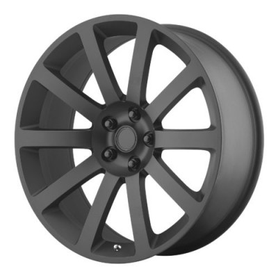 OE Creations PR146 Matte Black wheel (20X9, 5x115, 71.50, 26 offset)