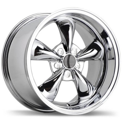 Replika R81A Chrome wheel (17X8.5, 5x120.65, 70.3, 49 offset)