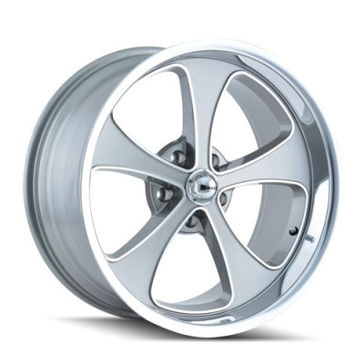 Ridler 645 Machine Grey wheel (20X8.5, 5x114.3, 83.82, 0 offset)