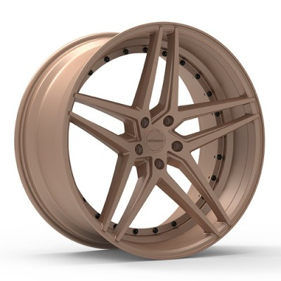ROSSO REACTIV Bronze wheel (20X10, 5x114.3, 73.1, 40 offset)