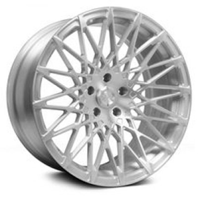 ROSSO SKISM Machine Silver wheel (20X10, 5x114.3, 73.1, 38 offset)