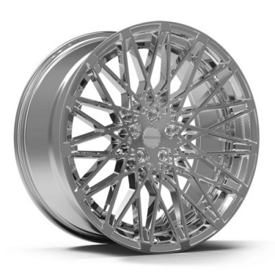 ROSSO SKISM Chrome wheel (20X10, 5x115, 73.1, 38 offset)